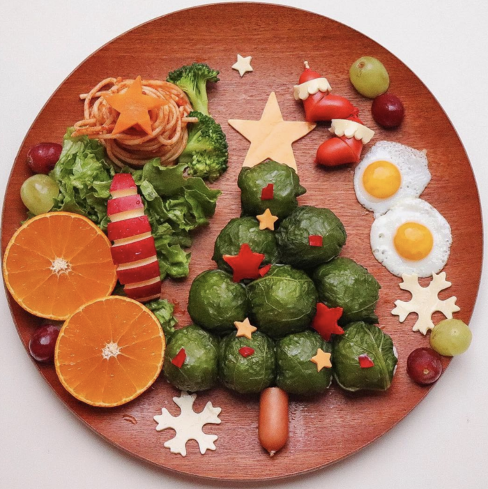 今年はおうちでクリスマス☆お手軽&かわいい「#クリスマスごはん」ご紹介!の画像5