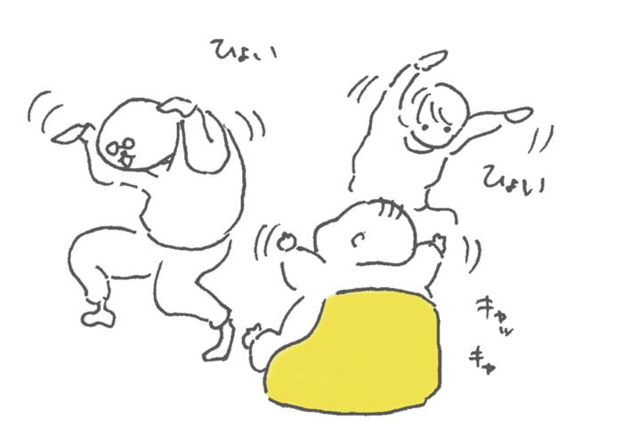 """「や、や、やめてぇ…!」1歳ムスメに恐怖の""""押すブーム""""到来!!の画像19"""