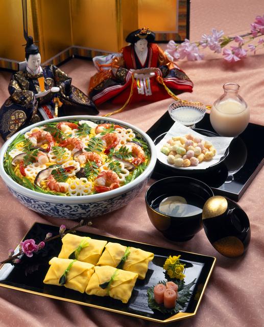 ひな祭り(初節句)準備マニュアル!人形を出す時期、お祝いの食事は?の画像8
