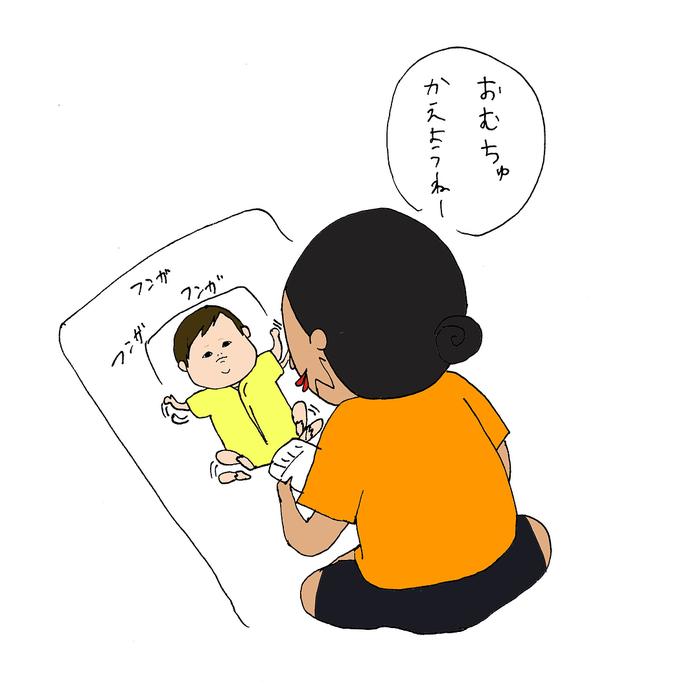 「白目をむいて眠るわが子、誰に似た?」産後初めて知った驚愕の真実の画像12