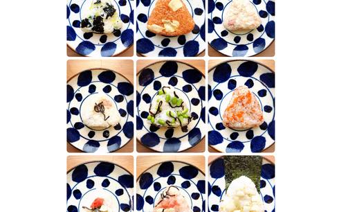 朝ごはんやお弁当にぴったりな「アレンジおにぎり」まとめのタイトル画像