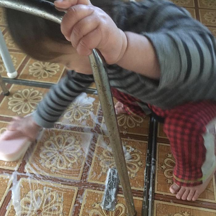 「#育児なんてほんの一瞬目を離したらこう」が、もうホントそう。。。の画像15