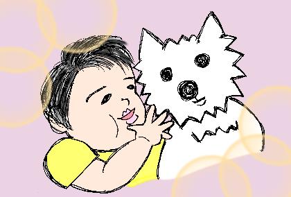 カオス?平穏?ワンコと赤ちゃんのご対面~里帰りを終えるまで<第二回投稿コンテストNo.57>の画像9