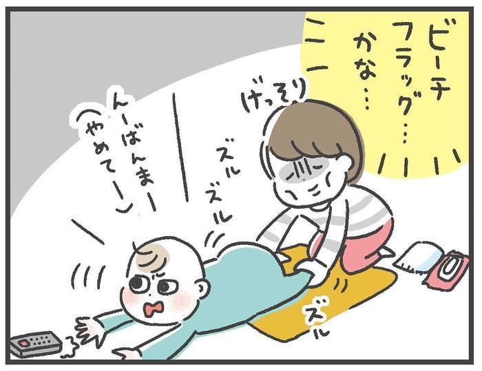 """「やめて!と思うものほど舐める(笑)」0歳児の""""目が離せない""""日々!!の画像18"""