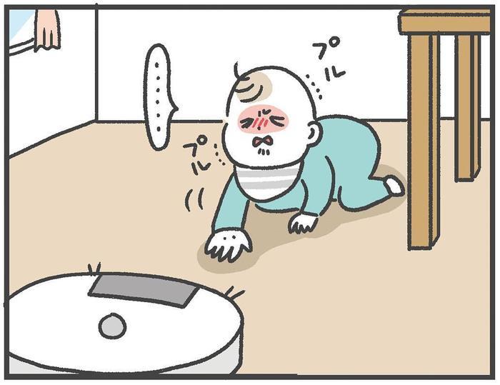 """「やめて!と思うものほど舐める(笑)」0歳児の""""目が離せない""""日々!!の画像7"""