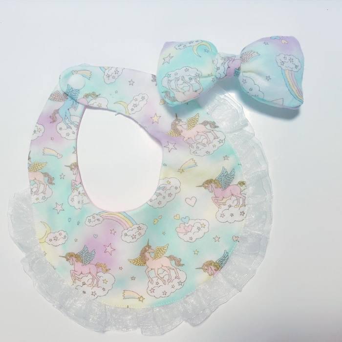 赤ちゃんに手作りの贈り物♡「手作りスタイ」の作り方&アイデア集の画像11