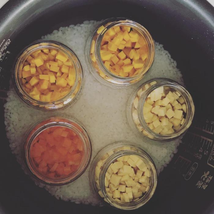 炊飯器+ビンでらくらく調理♪今日からマネしたい「離乳食」アイデア!!の画像20