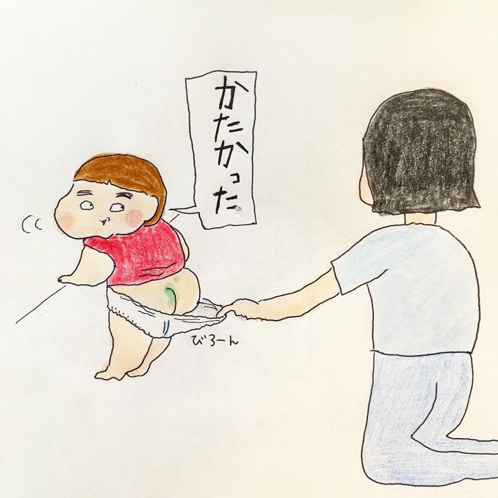 """「…!!?」2歳児との日々は、""""思わず目を疑う瞬間""""の連続でできている(笑)の画像11"""