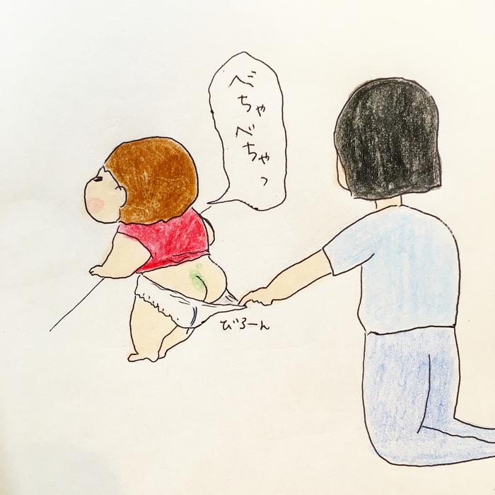 """「…!!?」2歳児との日々は、""""思わず目を疑う瞬間""""の連続でできている(笑)の画像13"""