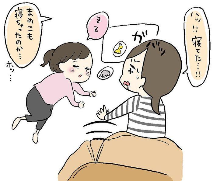 """「エ、エルサ…(笑)?」3歳娘の""""イヤイヤ""""の仕方が斬新すぎる!!の画像14"""