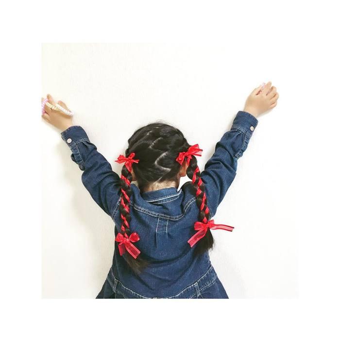 卒園・入学の季節、おめかししちゃいましょう♪可愛い「ヘアアレンジ」集!!の画像14