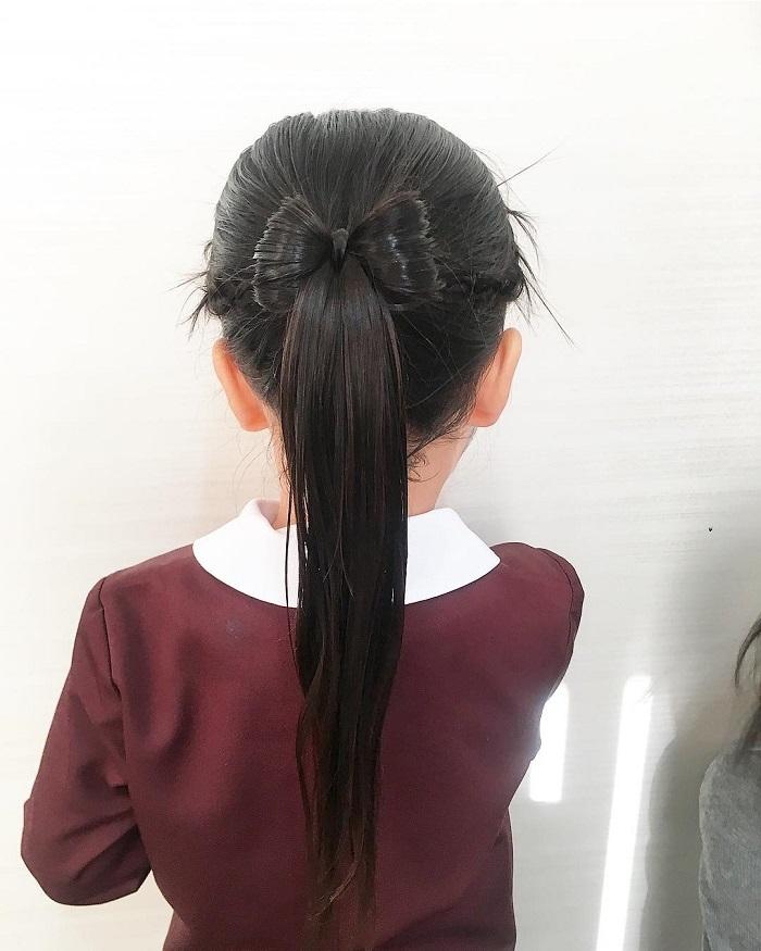 卒園・入学の季節、おめかししちゃいましょう♪可愛い「ヘアアレンジ」集!!の画像18