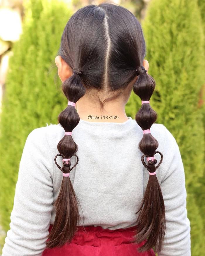 卒園・入学の季節、おめかししちゃいましょう♪可愛い「ヘアアレンジ」集!!の画像10