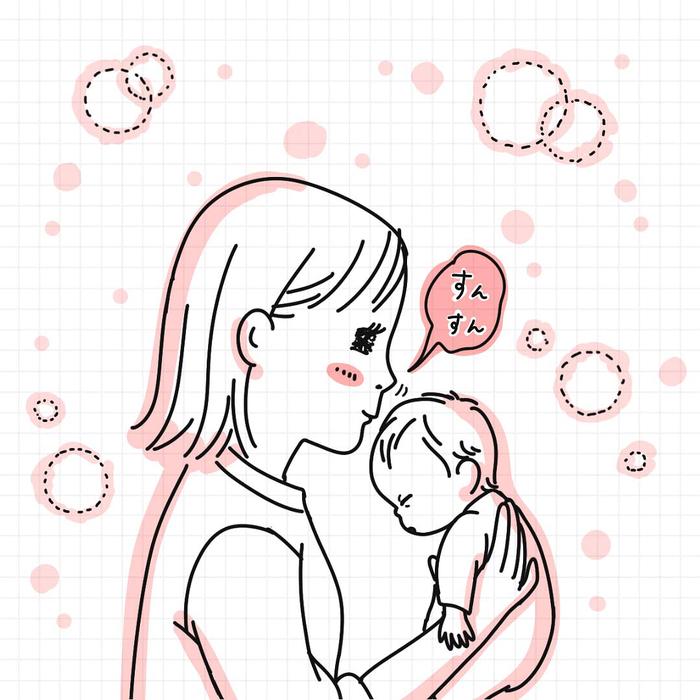 「産後=乳出しっぱ+ソファ生活」これがリアルな赤ちゃんとの日々!の画像17