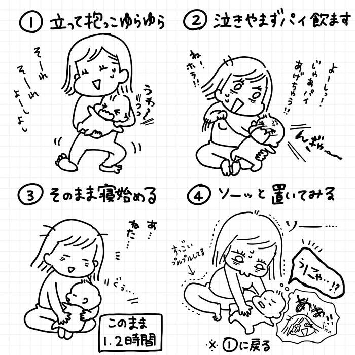 「産後=乳出しっぱ+ソファ生活」これがリアルな赤ちゃんとの日々!の画像4