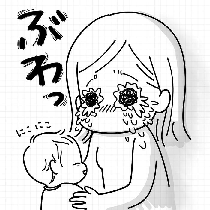 「産後=乳出しっぱ+ソファ生活」これがリアルな赤ちゃんとの日々!の画像35