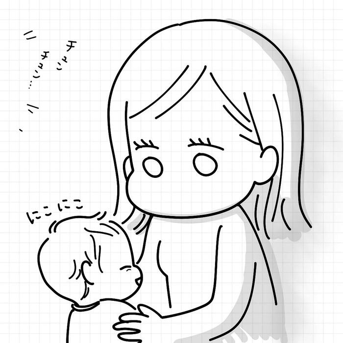 「産後=乳出しっぱ+ソファ生活」これがリアルな赤ちゃんとの日々!の画像34