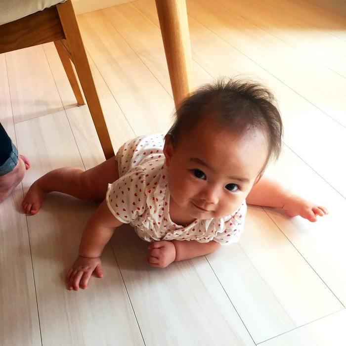 まるで体操選手…!おとなは真似できないびっくり「軟体赤ちゃん」集!!の画像5