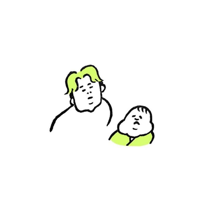 5ヶ月娘ちゃんの予想外の瞬間を描いた消しゴムはんこがすごい!!の画像6