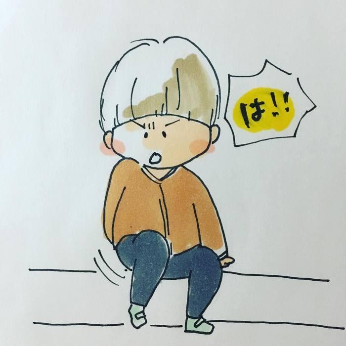 「そんな抱っこの求め方…ずるい(笑)!」男の子育児は萌えキュンの連続♡の画像8