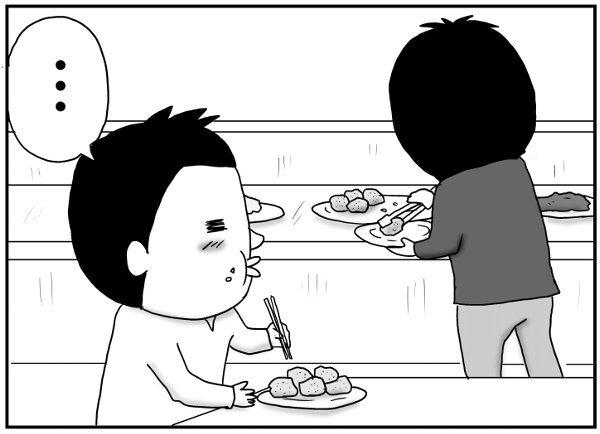 双子の食い意地が最強レベル。でもこれって誰かに似ている気が…。の画像12