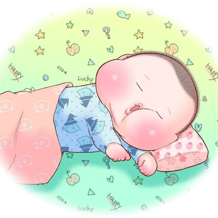 眼福…ぷにっぷに赤ちゃんの、超愛しい瞬間。うちの子もこの顔する〜!の画像8