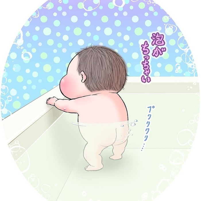 眼福…ぷにっぷに赤ちゃんの、超愛しい瞬間。うちの子もこの顔する〜!の画像10