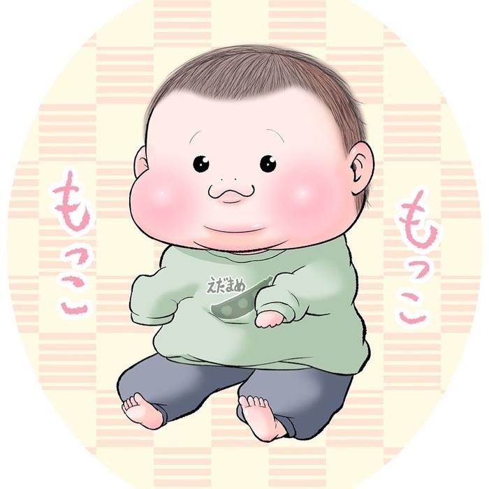 眼福…ぷにっぷに赤ちゃんの、超愛しい瞬間。うちの子もこの顔する〜!の画像16
