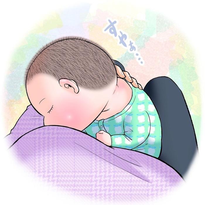 眼福…ぷにっぷに赤ちゃんの、超愛しい瞬間。うちの子もこの顔する〜!の画像4