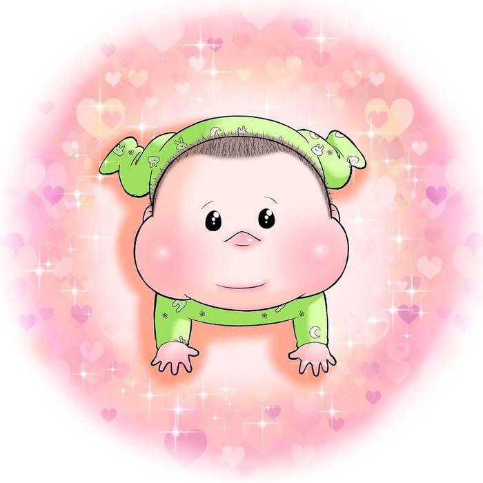 眼福…ぷにっぷに赤ちゃんの、超愛しい瞬間。うちの子もこの顔する〜!の画像12