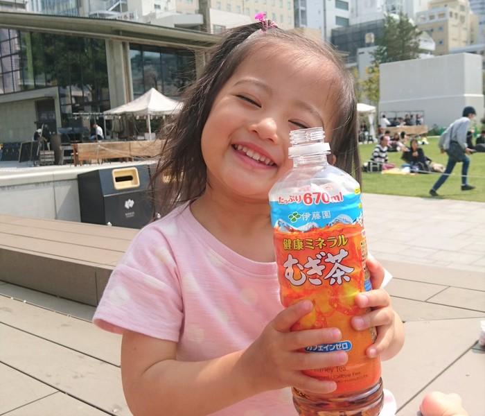 暑さに負けない体づくり!汗をかいたら家族みんな「健康ミネラルむぎ茶」で水分・ミネラル補給!の画像25