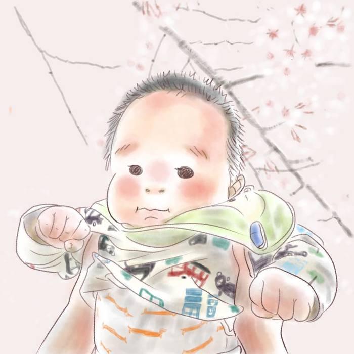 忙しい毎日も、君のためなら頑張れるよ!ママが描く息子の日常に癒されるの画像13