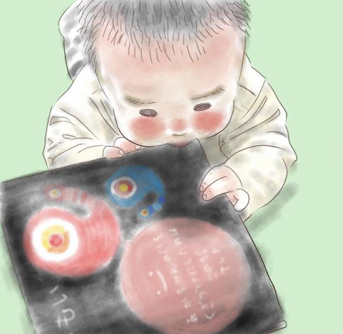 忙しい毎日も、君のためなら頑張れるよ!ママが描く息子の日常に癒されるの画像5