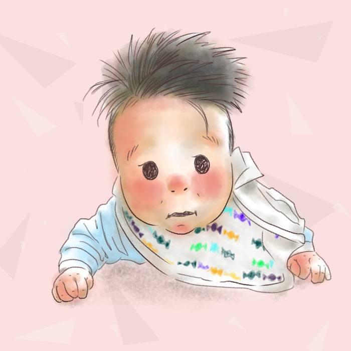 忙しい毎日も、君のためなら頑張れるよ!ママが描く息子の日常に癒されるの画像8