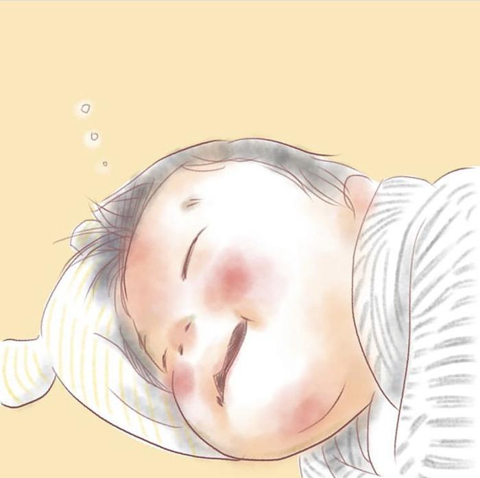 忙しい毎日も、君のためなら頑張れるよ!ママが描く息子の日常に癒されるの画像3
