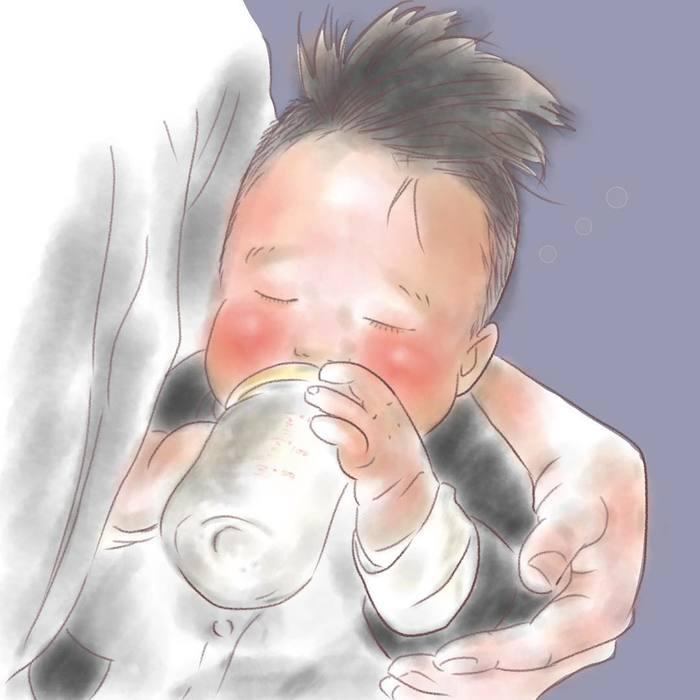 忙しい毎日も、君のためなら頑張れるよ!ママが描く息子の日常に癒されるの画像10