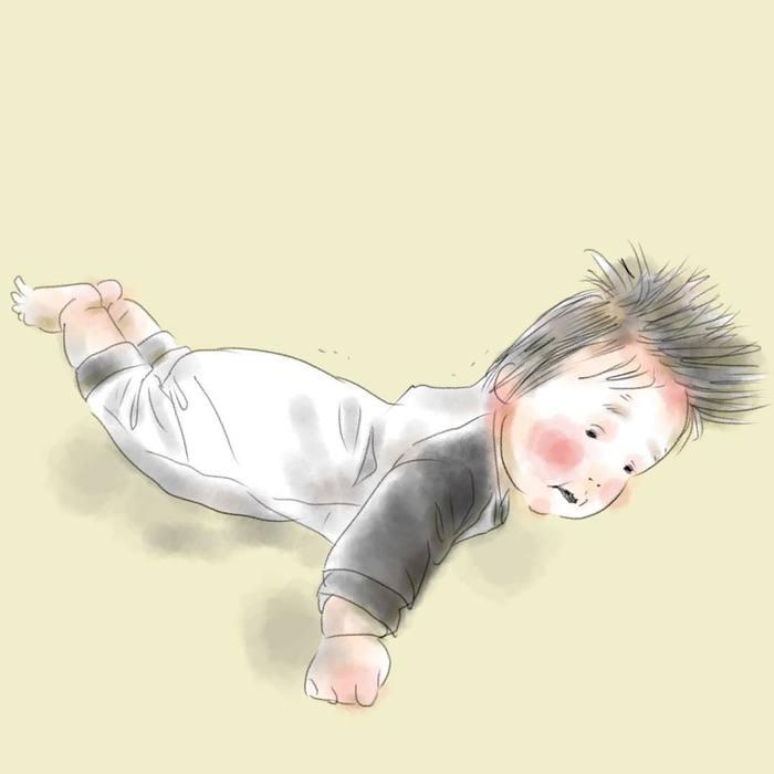 忙しい毎日も、君のためなら頑張れるよ!ママが描く息子の日常に癒されるの画像7