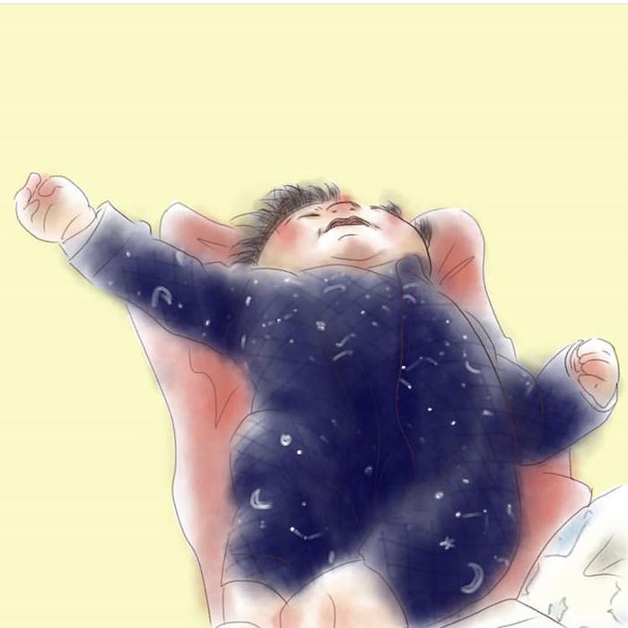 忙しい毎日も、君のためなら頑張れるよ!ママが描く息子の日常に癒されるの画像9