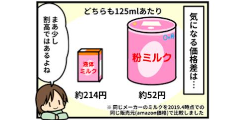 GWに備えて…解禁直後の液体ミルクを買ってみた!気になる価格差などを検証!のタイトル画像