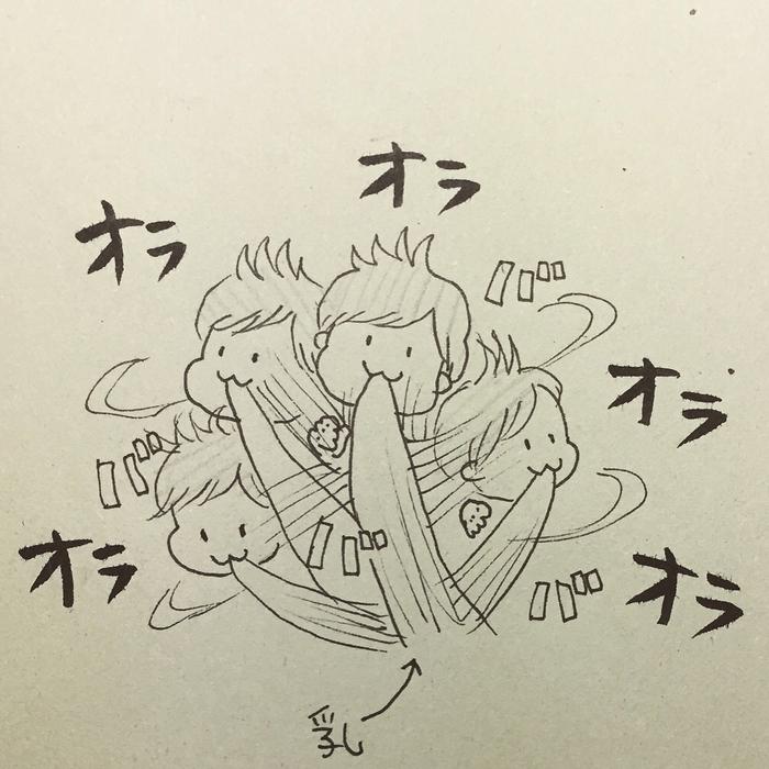 ウチの子の授乳スタイル、自由過ぎ…!「本日の授乳風景」の記録が面白い!の画像13