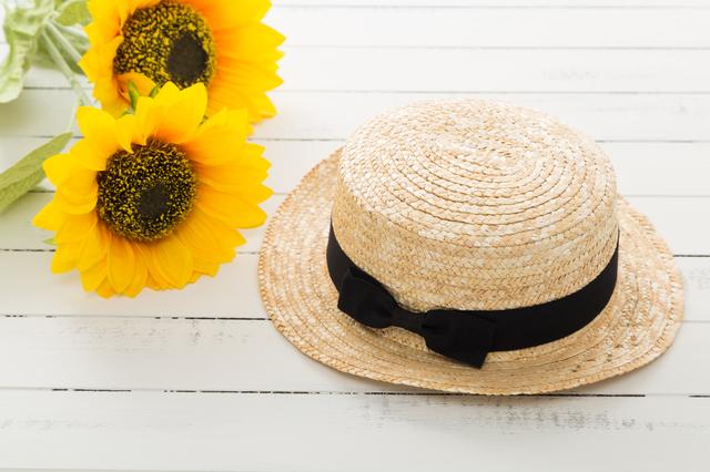 夏の気分満喫!「麦わら帽子」のオススメ、集めましたの画像1