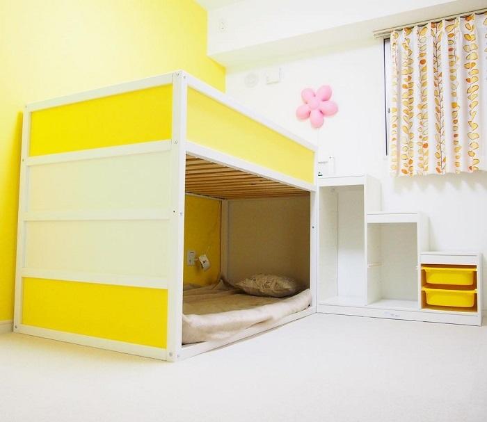 マネしたくなる小ワザがいっぱい!ワクワクする「子ども部屋」を作ろうの画像11