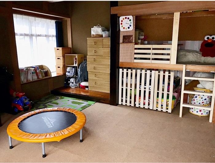 マネしたくなる小ワザがいっぱい!ワクワクする「子ども部屋」を作ろうの画像7