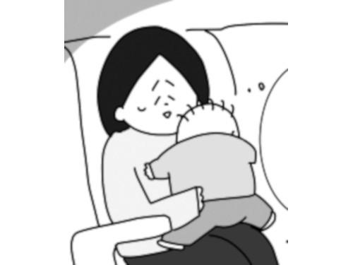 1歳児とアメリカへ…子連れの長時間フライトは想像以上のカオスだった!のタイトル画像
