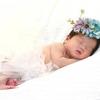 今だけの姿を写真に収めて…♡新生児の可愛い写真アイデア♪のタイトル画像