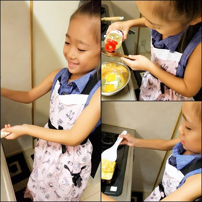 自分で作ったお料理は特別な味、まぜまぜこねこね「#親子クッキング」の画像28