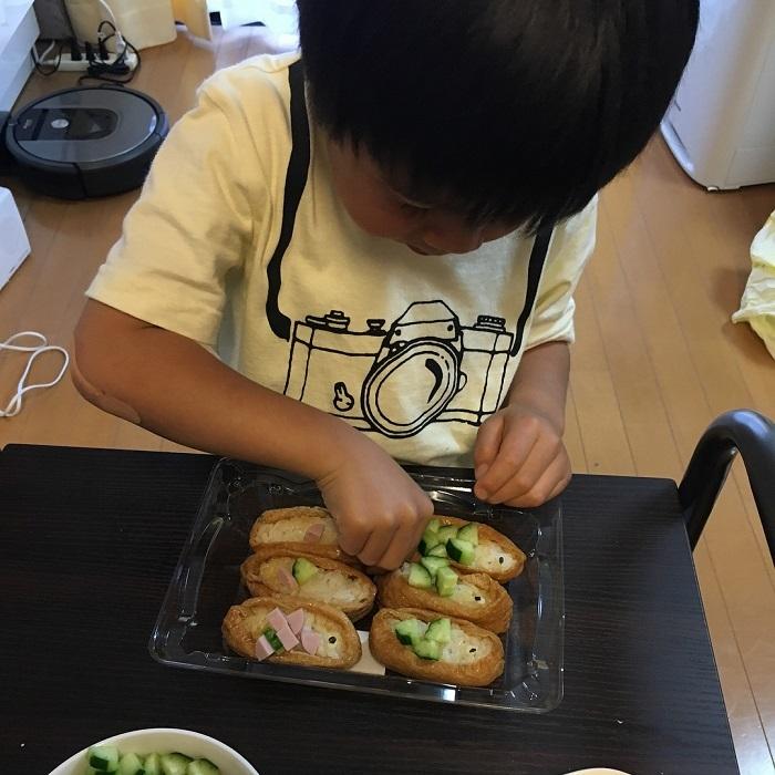 自分で作ったお料理は特別な味、まぜまぜこねこね「#親子クッキング」の画像20