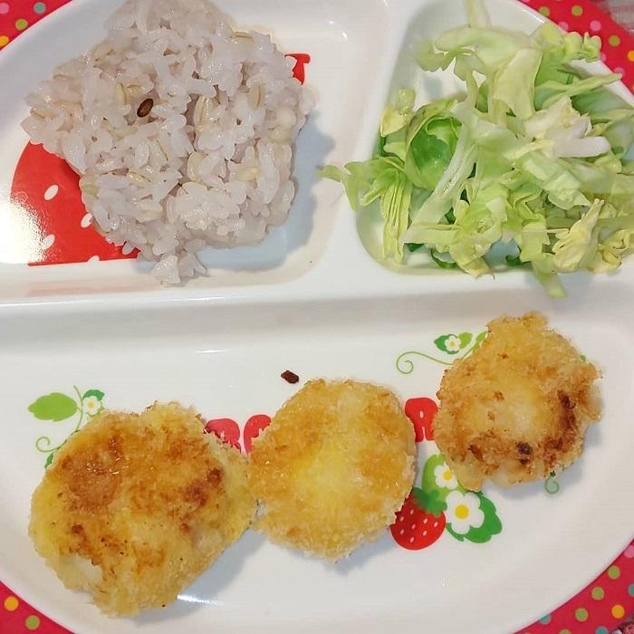 自分で作ったお料理は特別な味、まぜまぜこねこね「#親子クッキング」の画像3