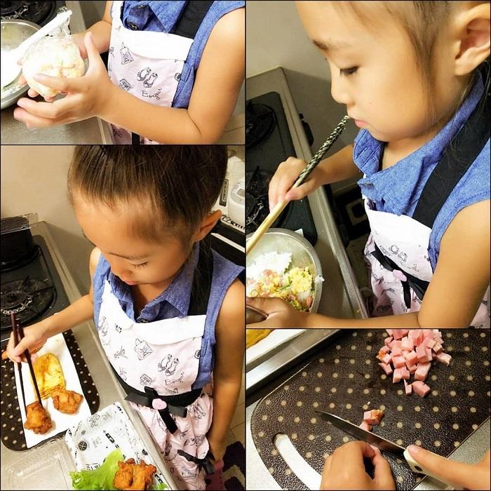 自分で作ったお料理は特別な味、まぜまぜこねこね「#親子クッキング」の画像27