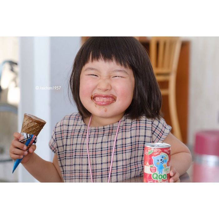 「おいしいってしあわせ…♡」子どものおいしい顔がたまらない!の画像11